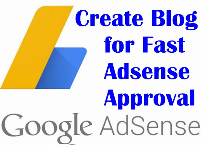 How to Create a Blog for Fast Google Adsense Approval  (Non Hosted Adsense Account Trick 2018)