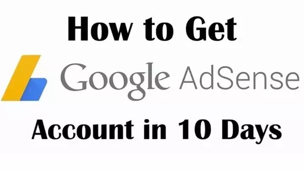How to get fully approved (Non Hosted) Adsense account for blogger in 10 days